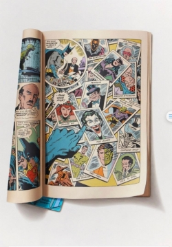 <strong>Take your Pick! The Untold Legend of the Batman, Vol.1, No. 2, Aug 1980</strong>