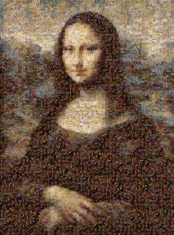 <strong>Robert Silvers</strong> Mona Lisa
