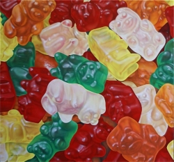 <strong>Peter and Madeline Powell</strong> Pile-o-Gummies