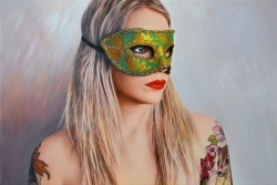 <strong> Philip Munoz </strong> Behind the Mask