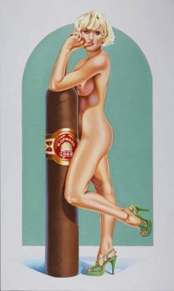 <strong>Mel Ramos</strong> Hav-a-Havana 19