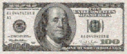 <strong>Robert Silvers</strong> 100 Dollar Bill
