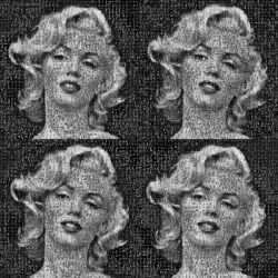 <strong>Robert Silvers</strong> Marilyn Quad